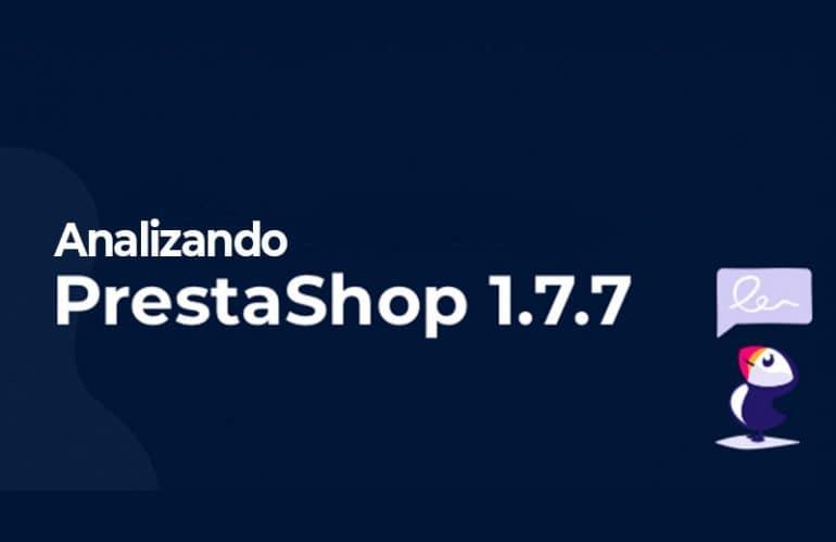 Analizando PrestaShop 1.7.7